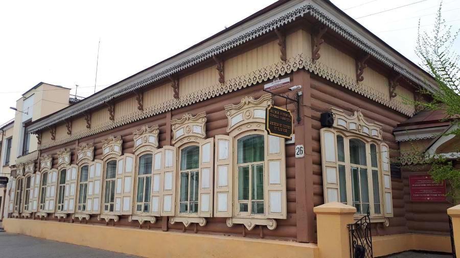 Музей истории города Улан-Удэ на «Арбате».