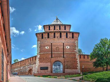Нижний Новгород изнутри.