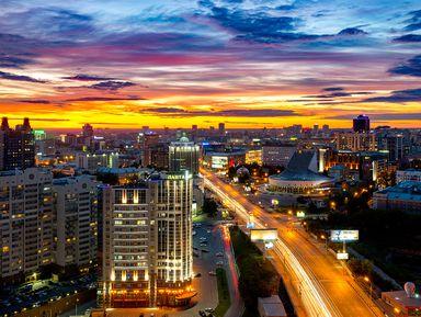 Влюбиться в Новосибирск за 2 часа!