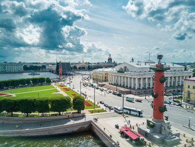 Знакомство с Петербургом, Юсуповский дворец и прогулка на катере
