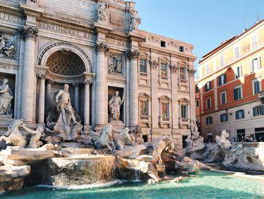 Онлайн-прогулка по Риму: классика Вечного города.