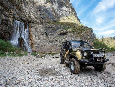 Упоительная Абхазия: путешествие к озеру Рица и Гегскому водопаду