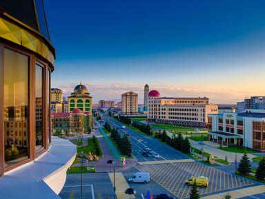 Две столицы Ингушетии: Эгикал и Магас.