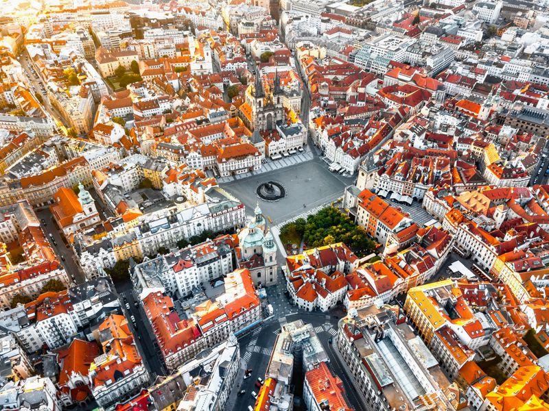 онлайн-экскурсии. Прага