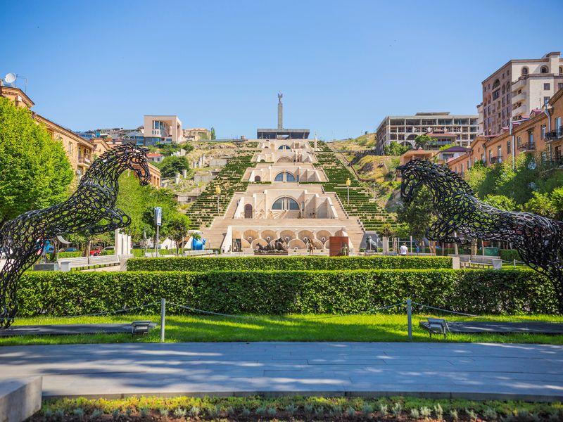 Ереван онлайн-экскурсии