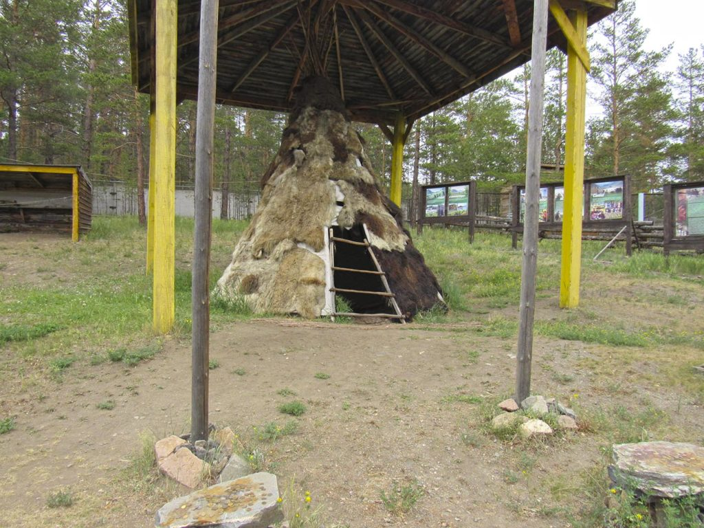 Этнографический музей. Сойотский комплекс