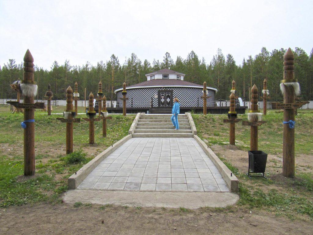 Этнографический музей народов Забайкалья. Бурятский комплекс