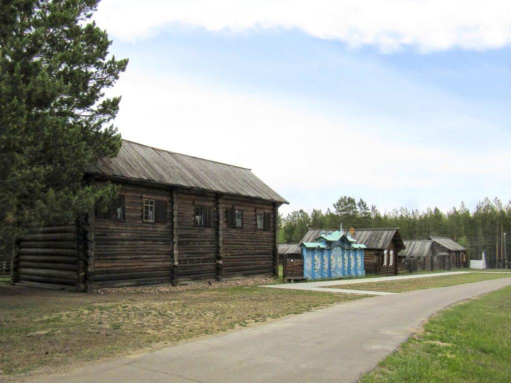 Этнографический музей. Русский старообрядческий комплекс.