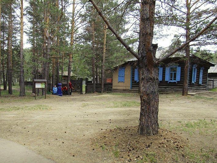 Этнографический музей. Старожильческий комплекс.