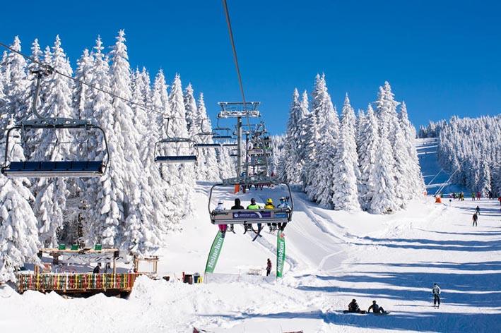 Туры на горнолыжные курорты.  Копаоник, Сербия