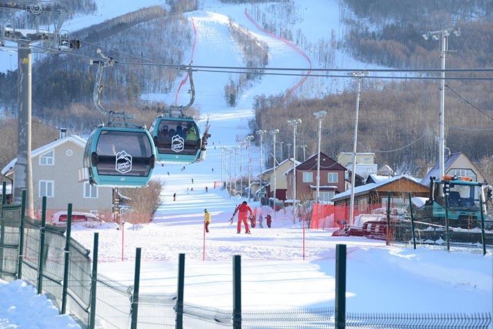 Туры на горнолыжные курорты.  Южно-Сахалинск
