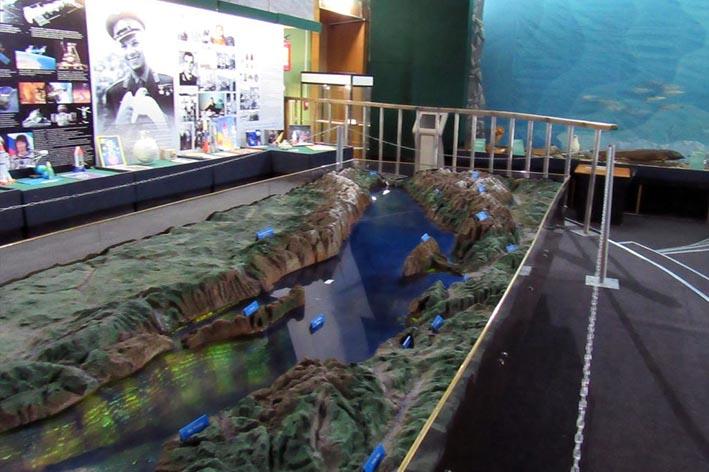 Улан-Уде. Музей природы Бурятии.