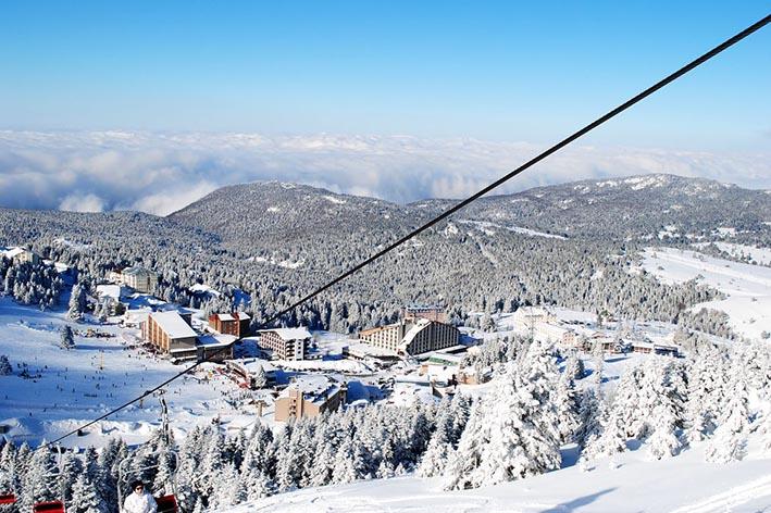 Туры на горнолыжные курорты. Турция, Улудаг