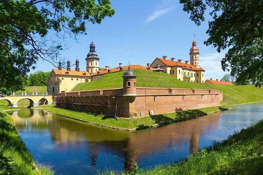 Куда съездить отдохнуть. Беларусь