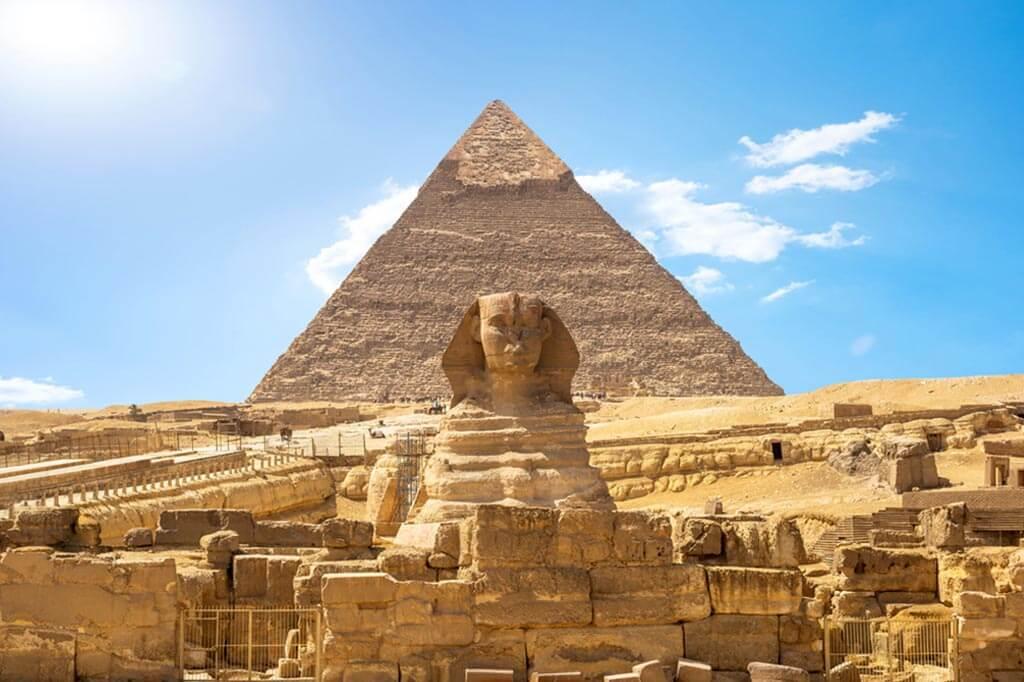 Куда съездить отдохнуть. Египет