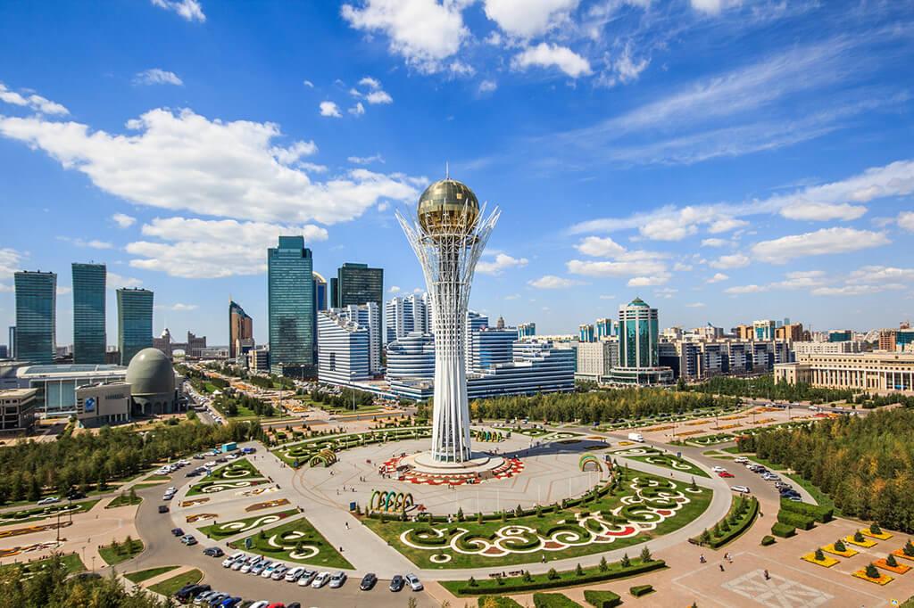 Куда съездить отдохнуть. Казахстан