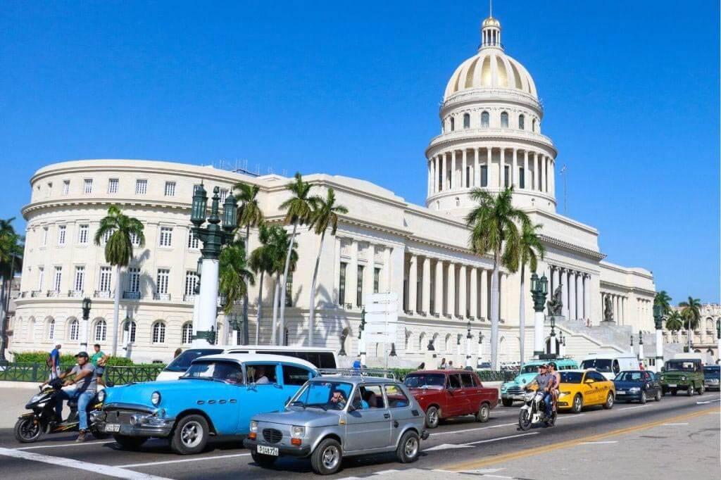 Куда съездить отдохнуть. Куба