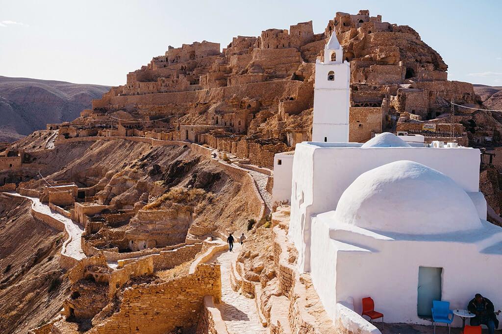 Куда съездить отдохнуть. Тунис