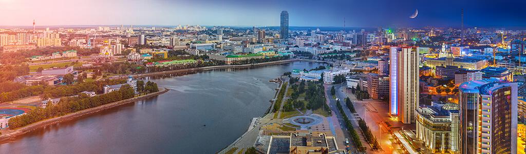 дешевые билеты из Екатеринбурга