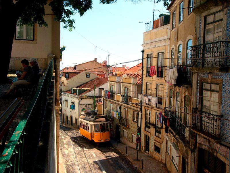 онлайн-экскурсии Лиссабон