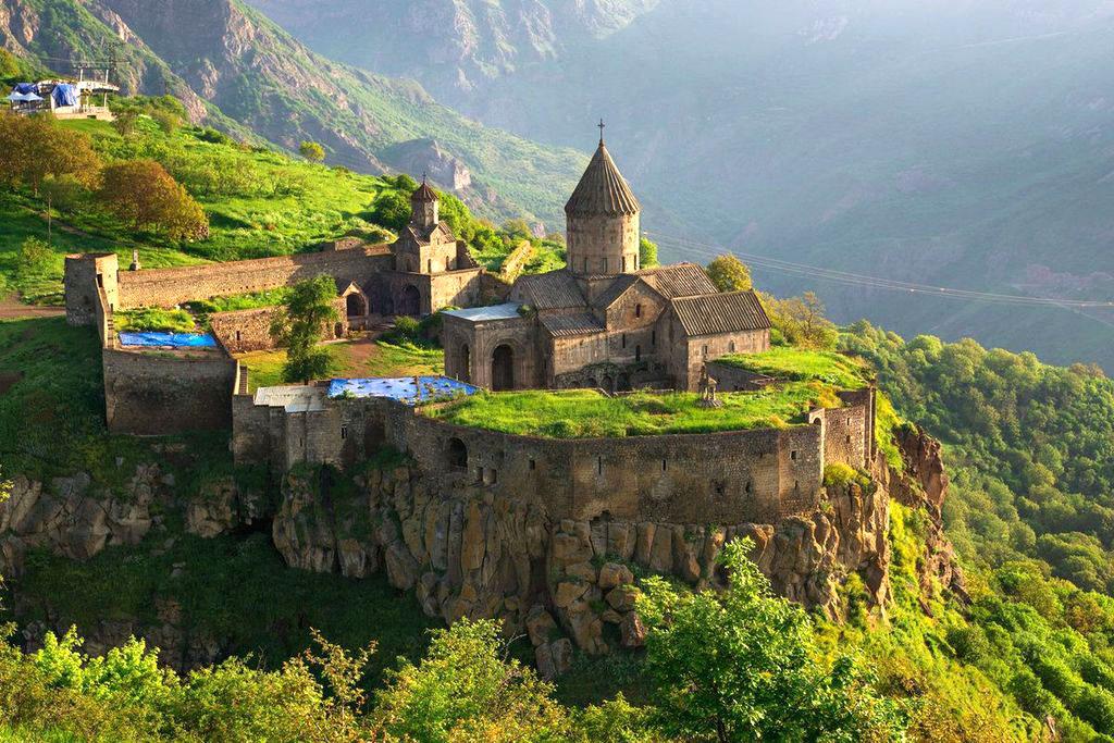 Куда съездить отдохнуть. Армения