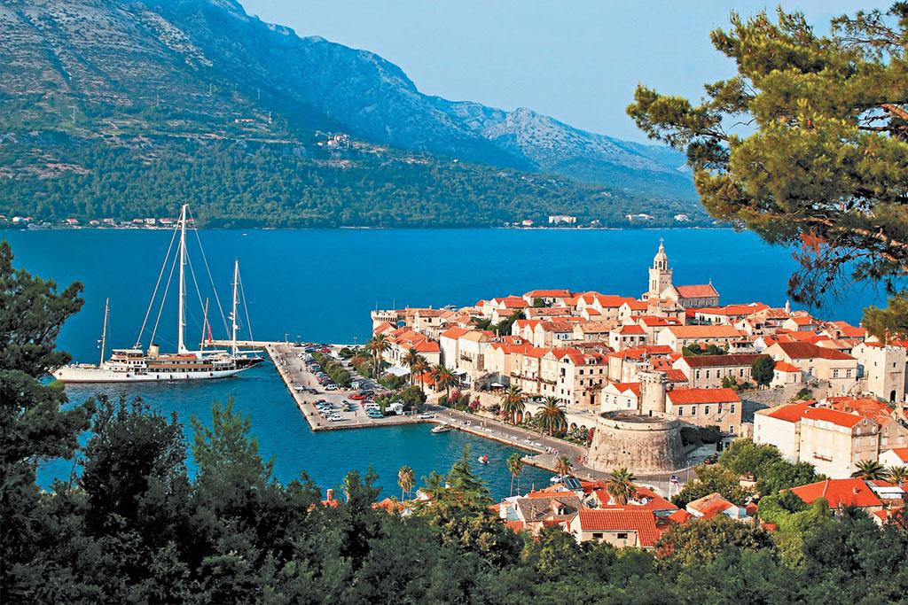 Куда съездить отдохнуть. Хорватия