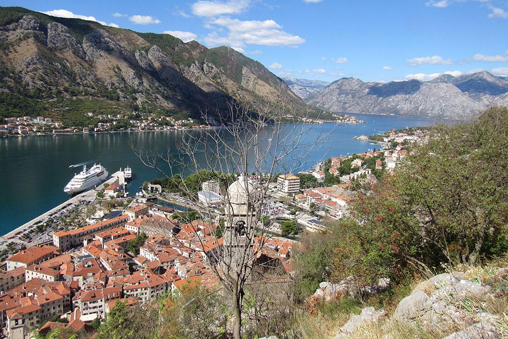 Куда съездить отдохнуть. Черногория