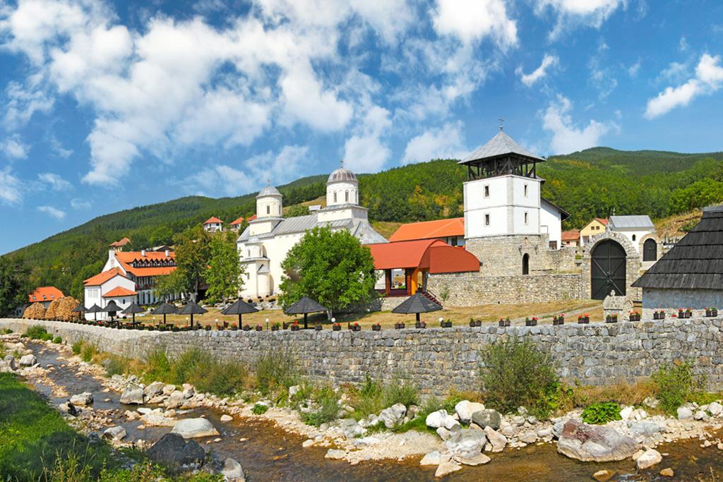 Куда съездить отдохнуть. Сербия