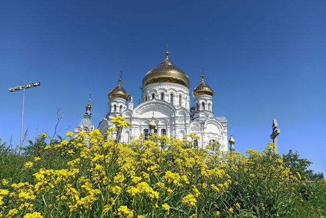 Белогорский монастырь.