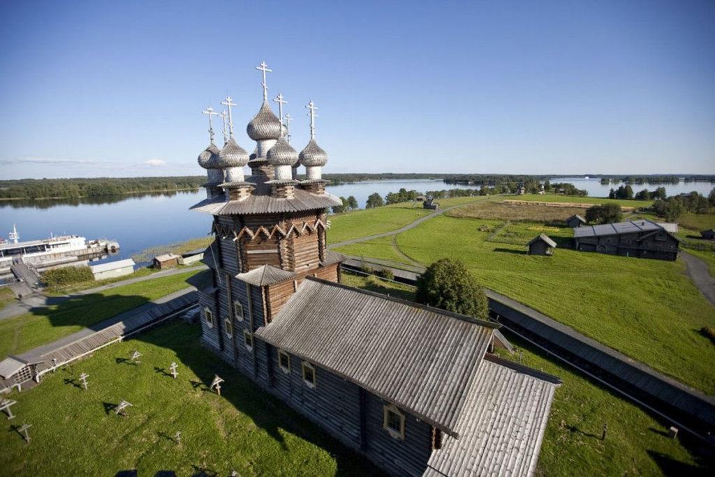 Джип-туры по России. Карелия