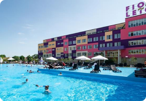 Fioleto Ultra All inclusive Family Resort in Miracleon 4*
