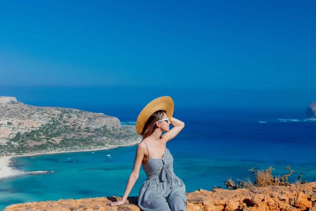 Тёплое море в октябре в Греции